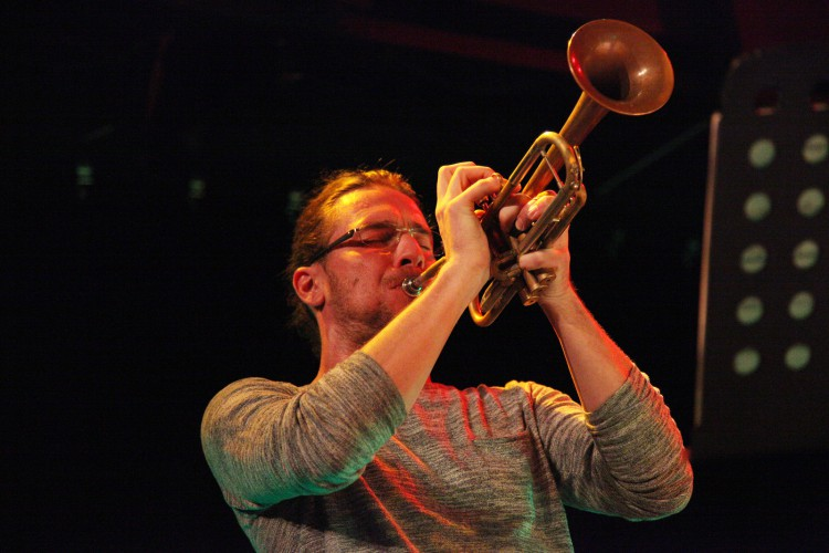 Points Septet jazz horns dechy Torok JGGT 2015 Photo by Jan Slavicek
