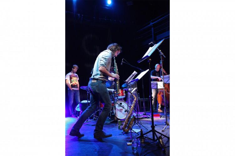 Points Septet jazz JGGT 2015 Photo by Jan Slavicek