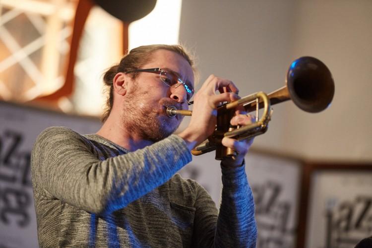 Points Septet jazz horns dechy Torok Jazzinec Trutnov 2015 Photo by Milos Salek