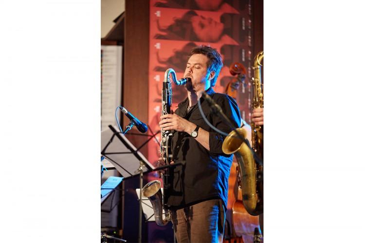 Points Septet jazz horns dechy Barta Jazzinec Trutnov 2015 Photo by Milos Salek
