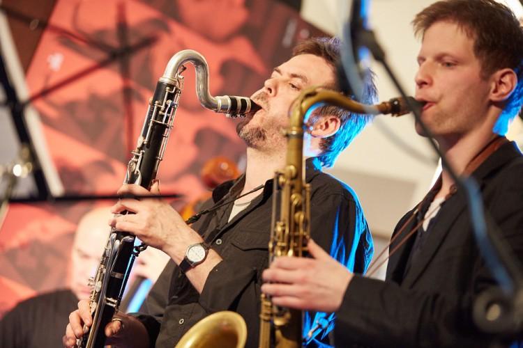 Points Septet jazz horns dechy Soukup Barta Jazzinec Trutnov 2015 Photo by Milos Salek