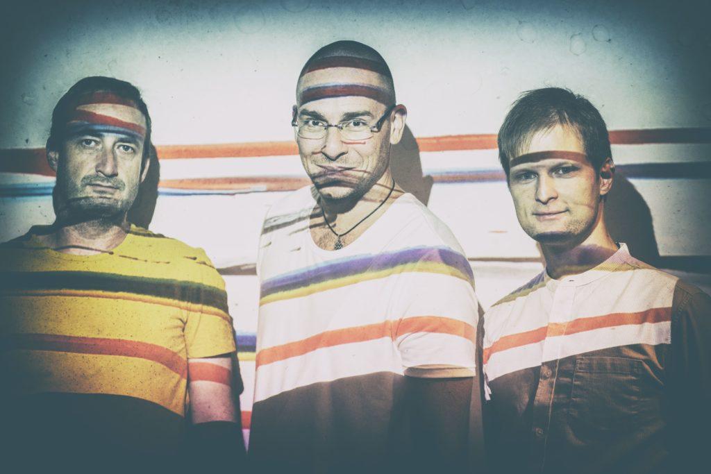 Promo picture of the band Torok-Rataj-Soukup