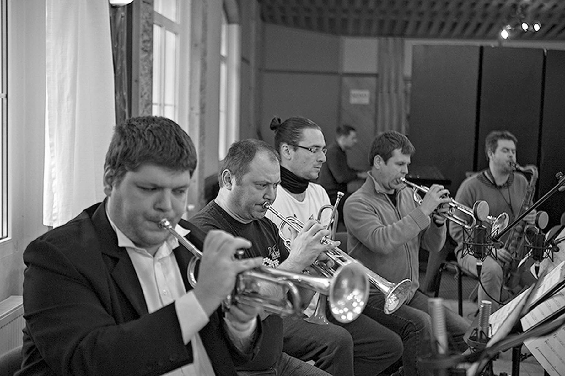 Concept Art Orchestra Prague Six Balcarova Brunner Jirucha Kristan Soukup Sykora