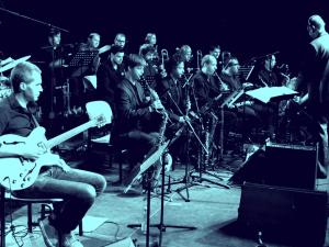 Concept Art Orchestra | http://www.murton-graz.at/ | MONTAG 13.08.12 | Ed Partyka, nuBox & Concept Art Orchestra| Fotocredit: Max Wirklich