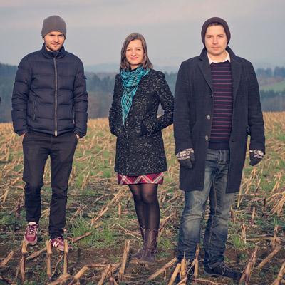 Inner Spaces - Balcarova, Soukup, Kristan, Mucha, Masłowski - Czech-Poish Quintet - Best Czech jazz & blues album 2012 - Czech Music Award, Zlaty Andel
