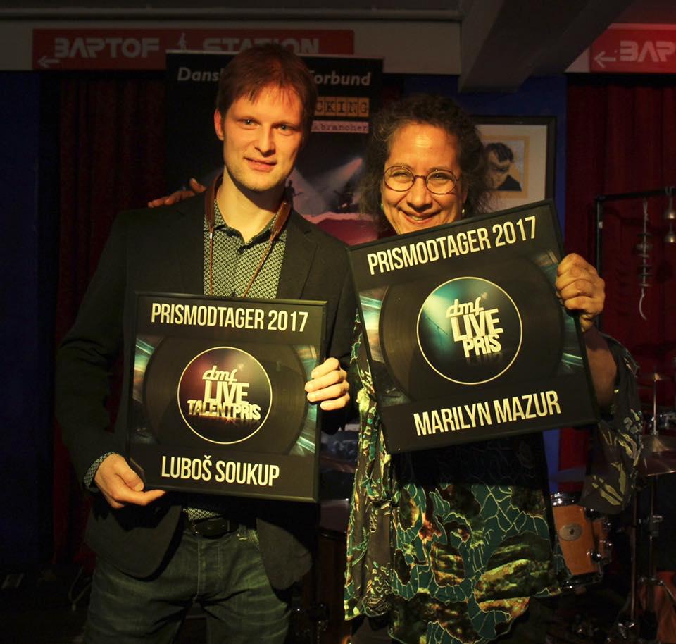 Luboš Soukup se stal dánským hudebním objevem roku 2017 // Lubos Soukup received The Danish Music Talent Award 2017