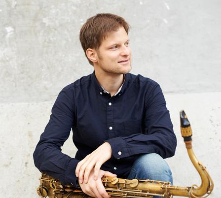 Lubos Soukup Czech saxophonist composer Copenhagen Denmark Kodaň Praha Dánsko Points Quartet Inner Spaces