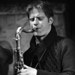 Lubos Soukup Czech saxophonist composer Prague Czech republic Copenhagen Denmark Quartet kvartet Inner Spaces Points septet concept art orchestra MAdHAs saxofonista skladatel Praha Kodaň Dánsko