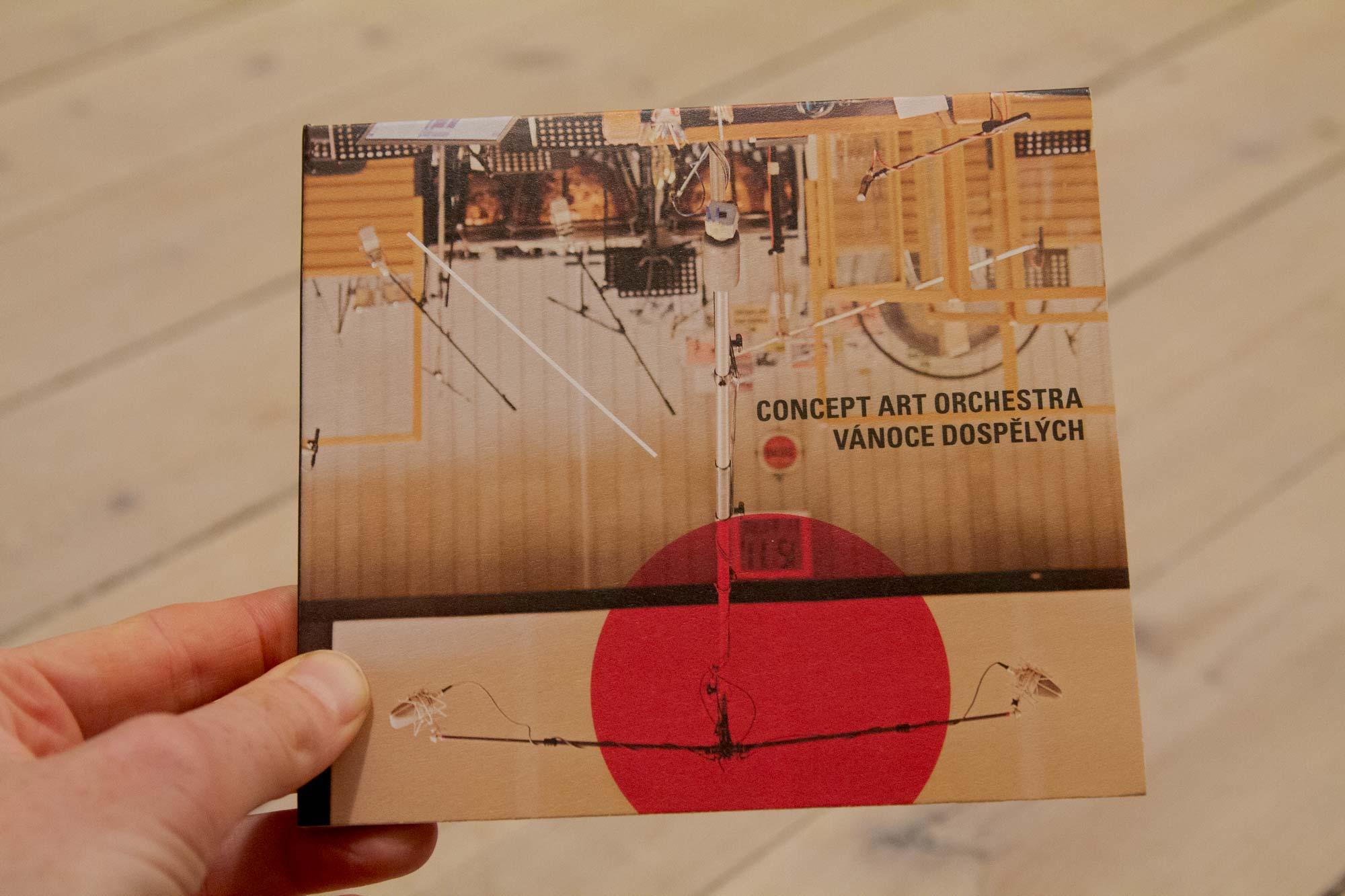 Alabum Vanoce dospelych Concept Art Orchestra